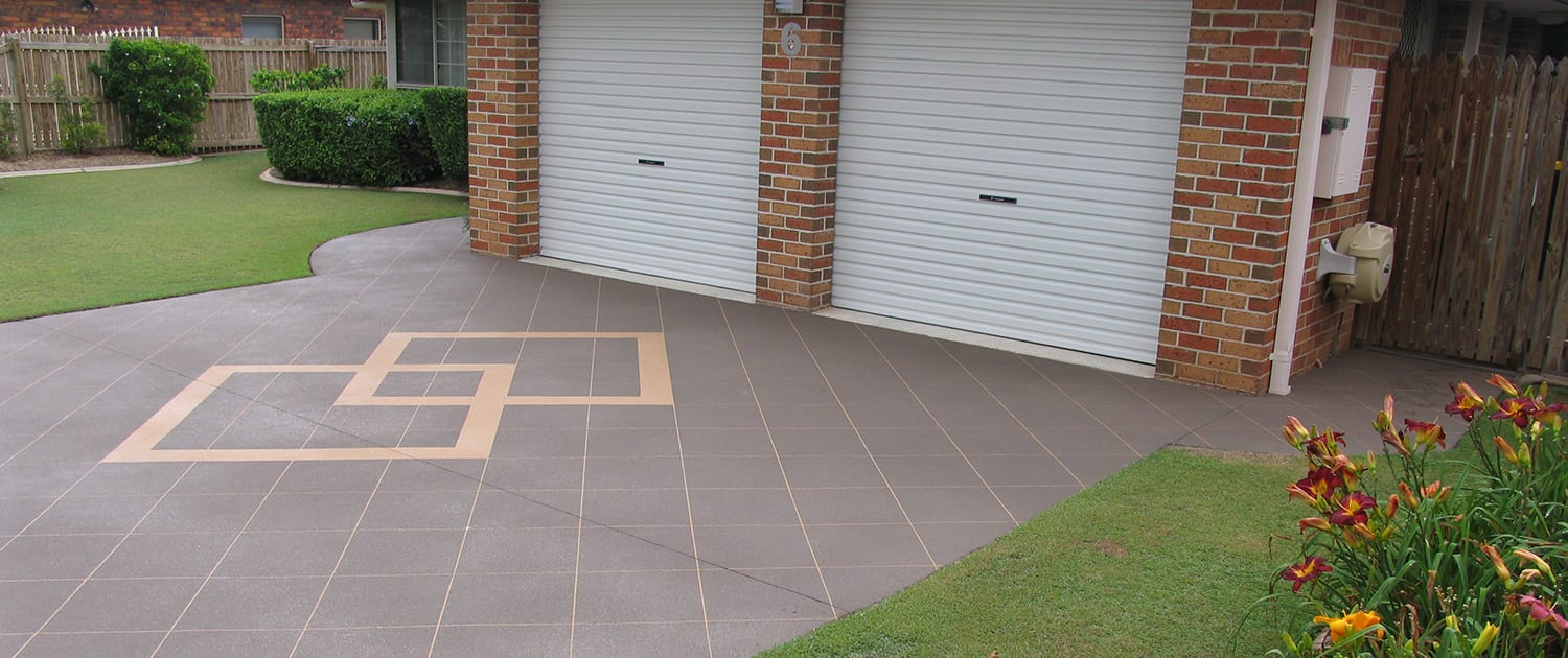 Sunshine Coast Concrete Driveways - affordable driveway options