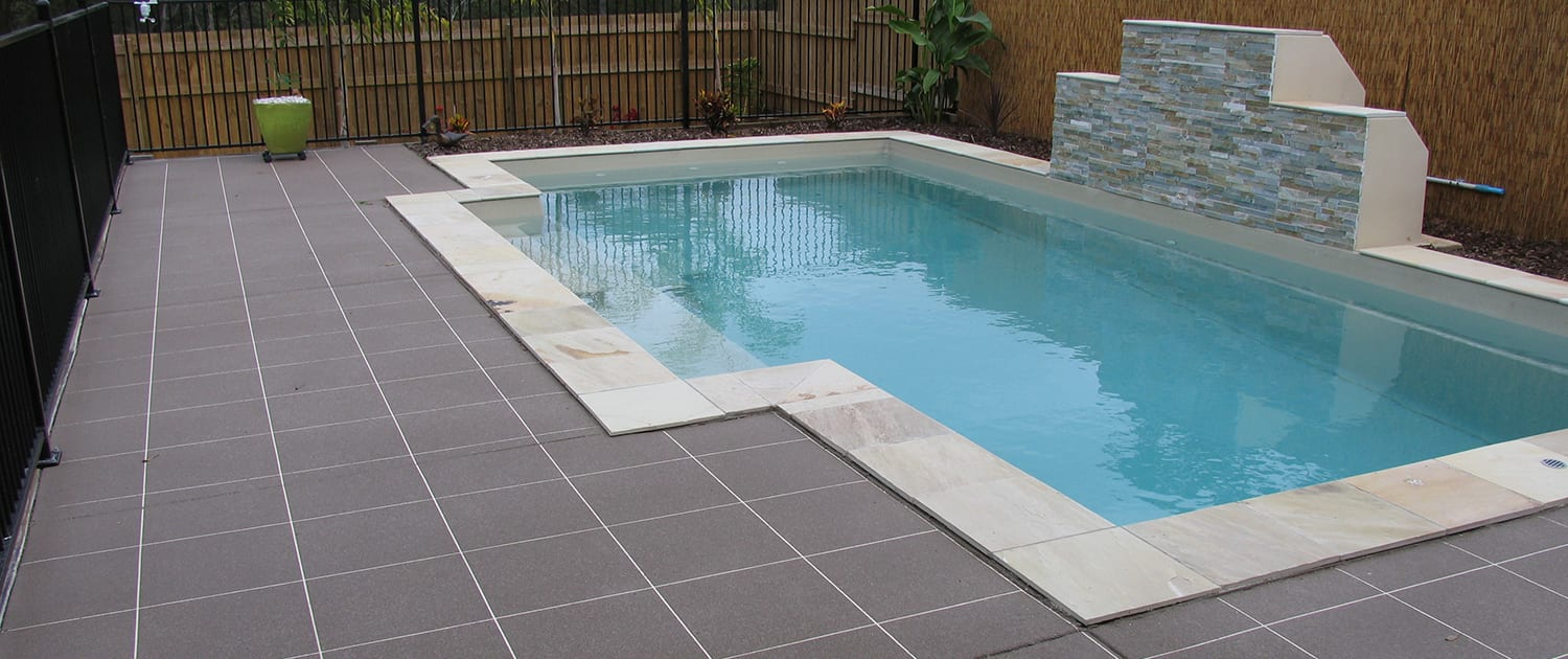 Sunshine Coast Pool Surrounds - outdoor concrete areas